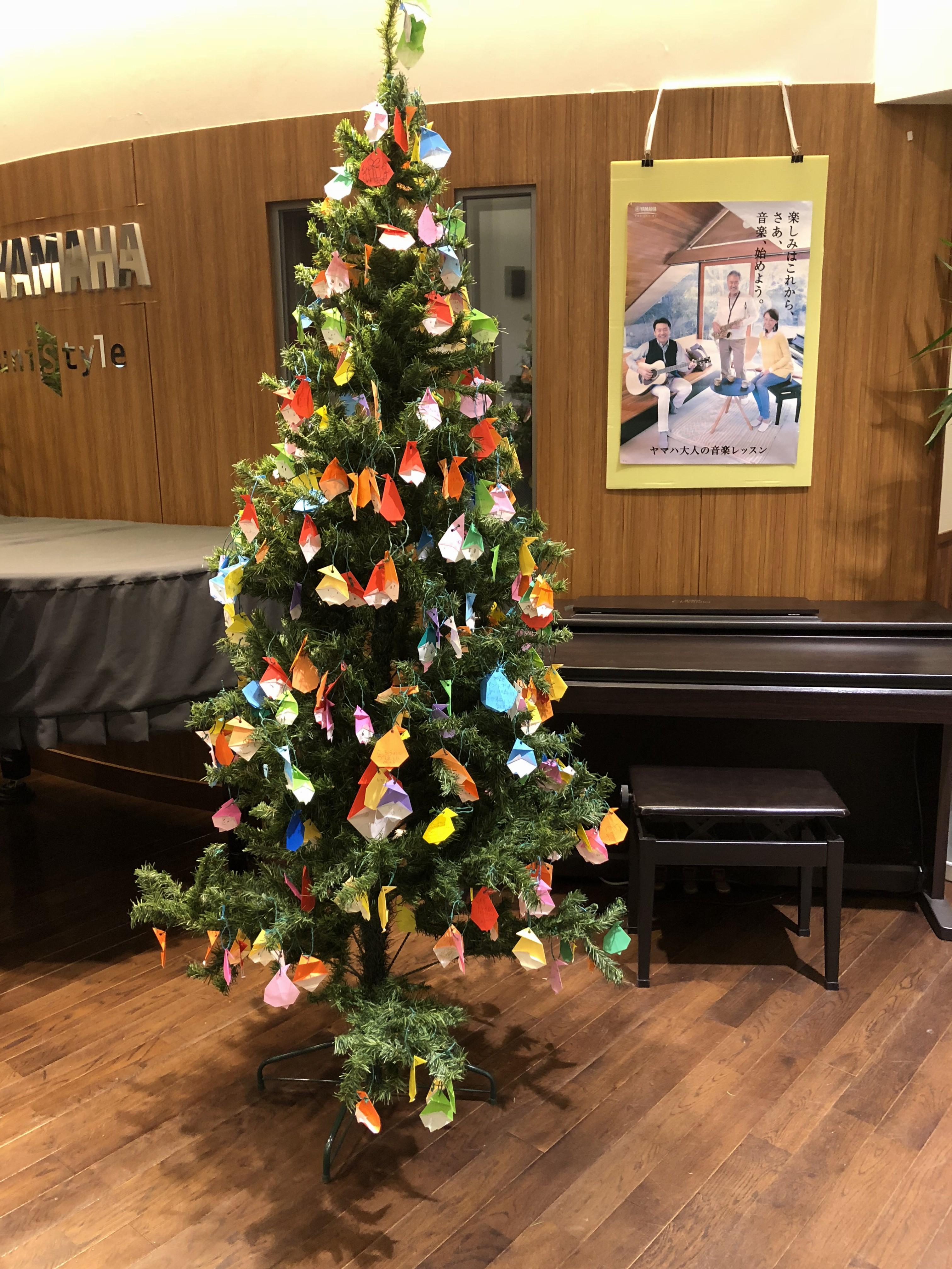 画像②クリスマスツリー